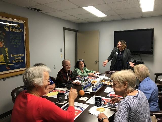 Houston voter Unit Meetings